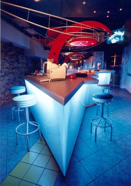 Bar Design #etapaproekt #interior #design #bar