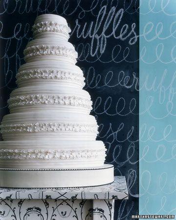 This will be my wedding cake