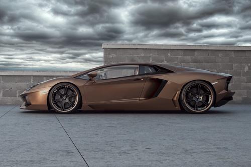 Lamborghini Aventador lp777-4 :)
