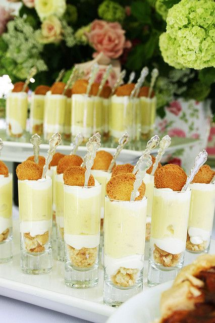 Banana Pudding Parfait