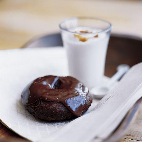 Molasses-Cinnamon Cake Doughnuts // Tasty Brunch Ideas: www.foodandwine.c... #foodandwine