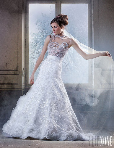 Rabih Edris 2013 new wedding dress (7)