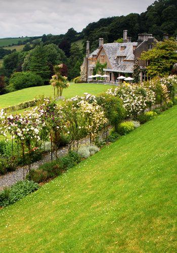Hotel Endsleigh, Dartmoor, England