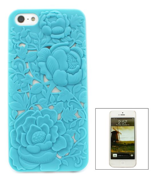 Sky Chrysanthemum iPhone Case - I would love this as an iPad case @Tanuja Gajria check this out