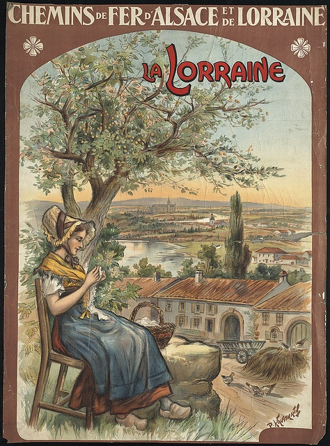 La Lorraine by Boston Public Library, via Flickr