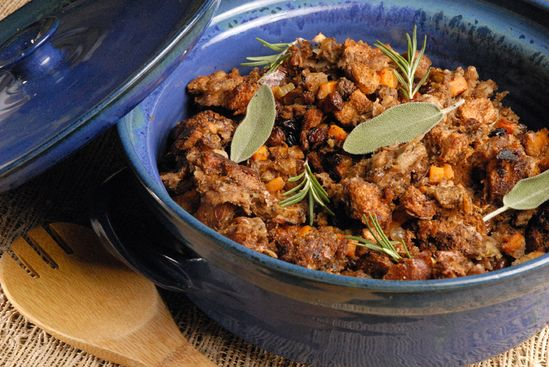 Sage & Savory Stuffing Recipe