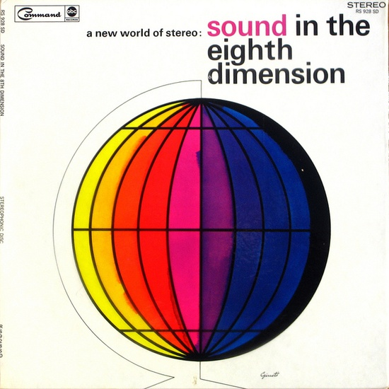 Sound in the eight dimension