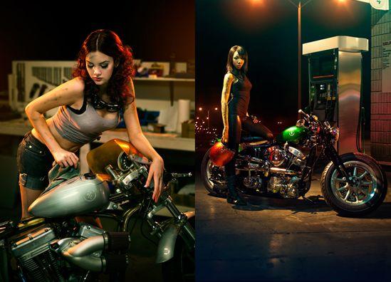 Zero EngineeringCalender - Pipeburn - Purveyors of Classic Motorcycles, Cafe Racers & Custom motorbikes
