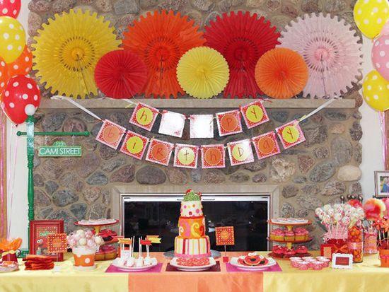 Super cute Elmo party