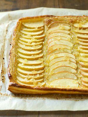Ginger-Apple Tart