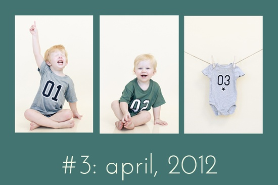 Cute Pregnancy/Baby Announcement