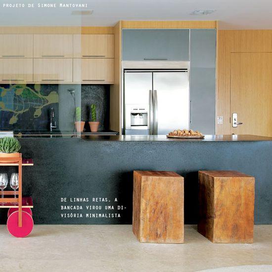 +8 open plan kitchens #decor #kitchen #cozinha #ambienteintegrado