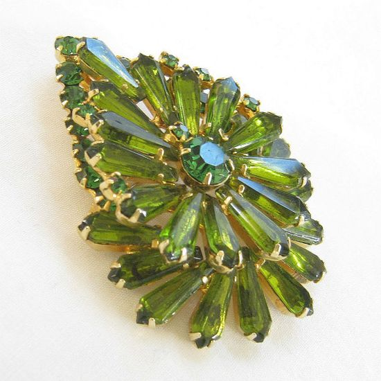 Vintage Verified  Delizza and Elster Juliana Brooch