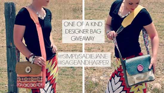 Awesome handbag giveaway!