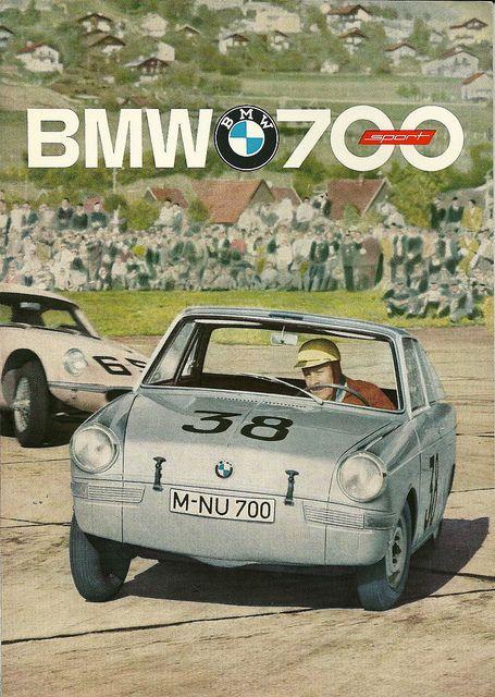 BMW 700. Sport.
