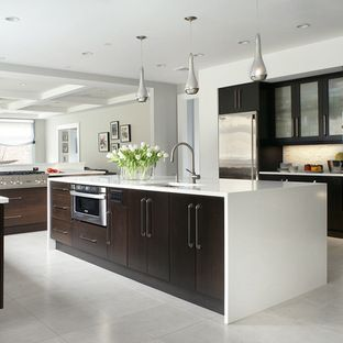 Modern Kitchen Design Ideas, Pictures, Remodel, and Decor - page 16