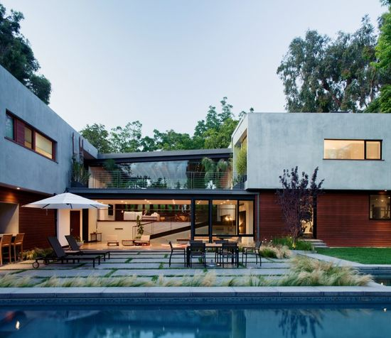 San Lorenzo Residence / Mike Jacobs Architecture