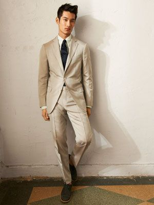 am diggin this suit... Mens Summer Fashion 2012 - 100 Days of Summer Style - Esquire