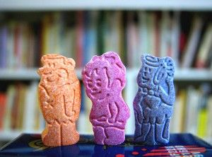 Flintstones vitamins were like candy #90s