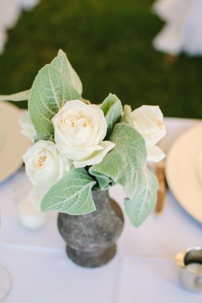 you can never go wrong with white roses Photography by Jodi Miller Photography / jodimillerphotogr..., Event Design   Planning by McBride Events / mcbrideevents.com, Floral Design by Flowers Make Scents / flowersmakescents.biz