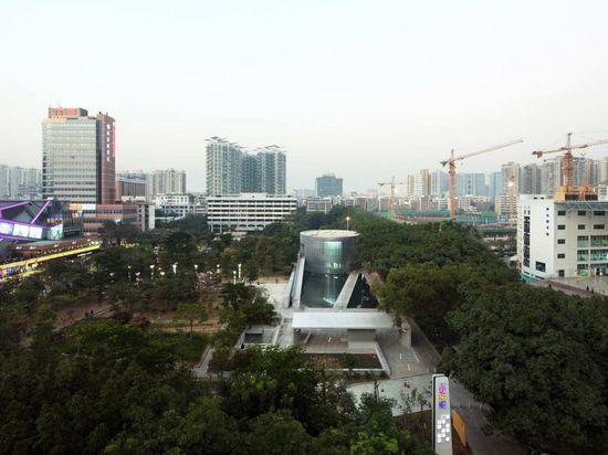 Nanshan Wedding Center / Urbanus - Photographs: Meng Yan, Wu Qiwei