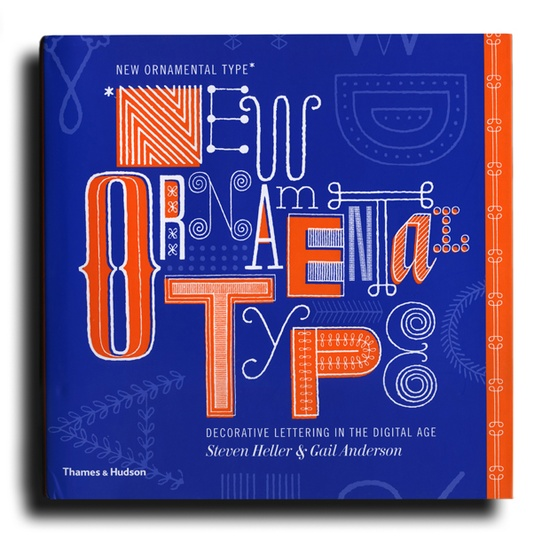 Book : New Ornamental Type: Decorative Lettering in the Digital Age