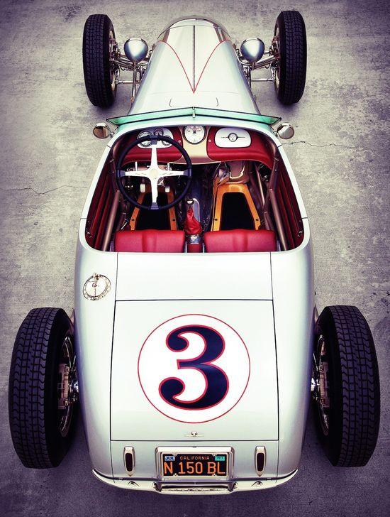 Ford Indy Speedster V8