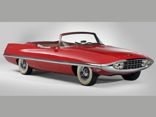 Chrysler Diablo Concept Car 1957