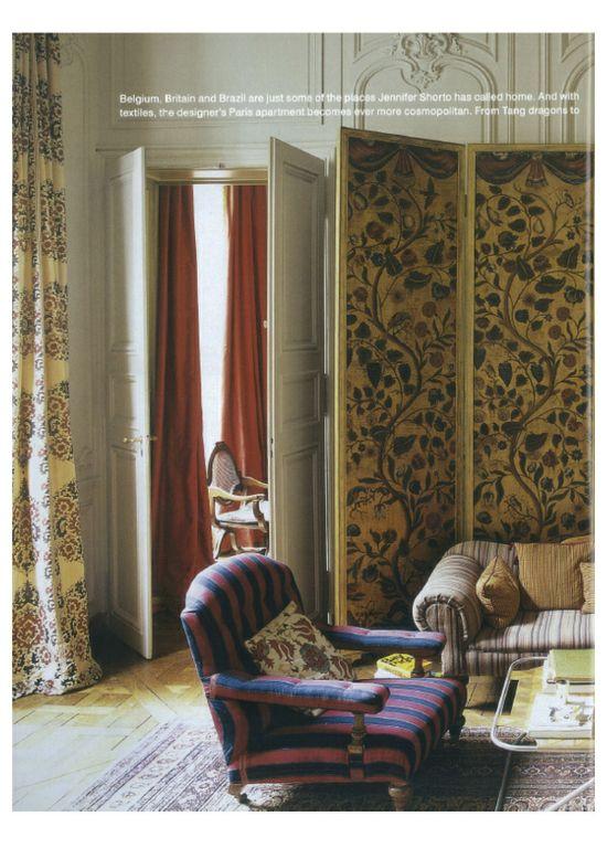 Jennifer Shorto World of Interiors September 2009