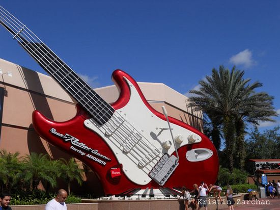 Experience the thrill of the Rock 'n' Rollercoaster at Disney's Hollywood Studios, #examinercom, Walt Disney World
