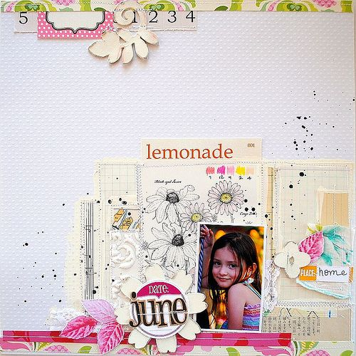 June, Elles Studio GD July by Tara Anderson, via Flickr