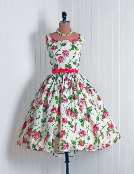 50s floral
