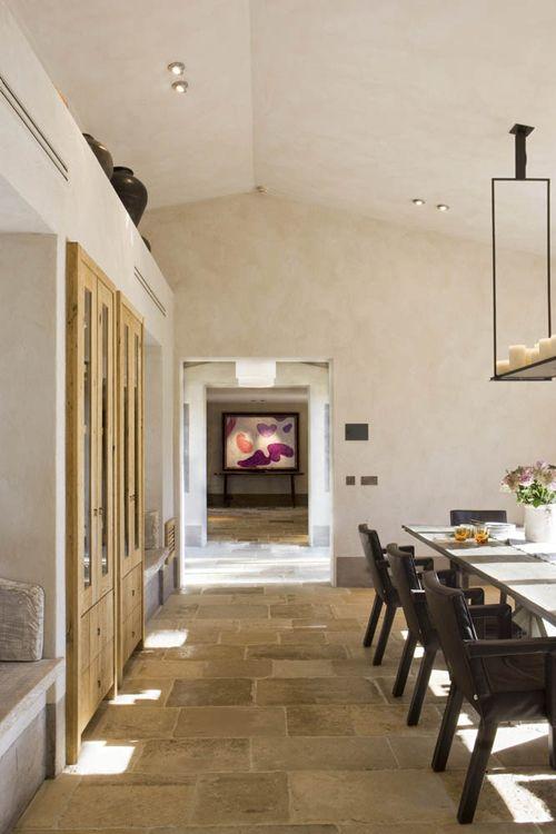 natural stone tile floors