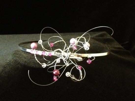 Ballerina Centrepiece Headband, £25.00
