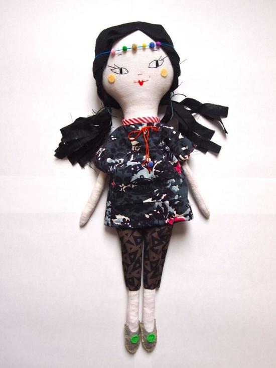 Jess Quinn #doll #handmade