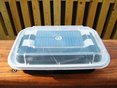 Solar Powered Battery Charger Tutorial