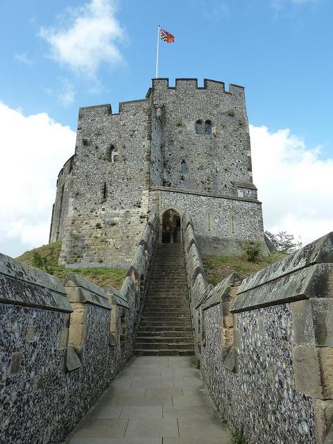 Arundel Castle in Arundel , West Sussex , England