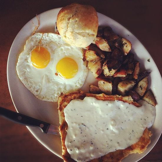 I love breakfast any time of the day!