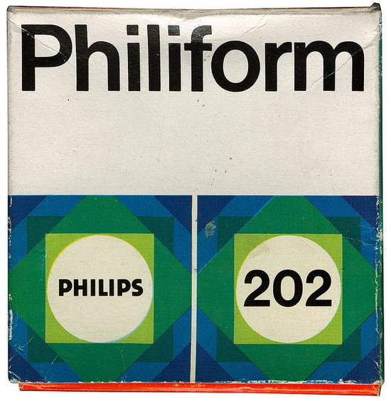 philips philiform 202 box