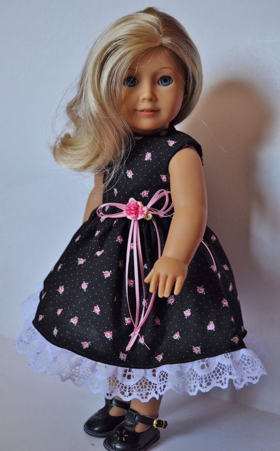 American Girl 18 Inch Doll Clothes Afternoon by littleashleighs, $18.50