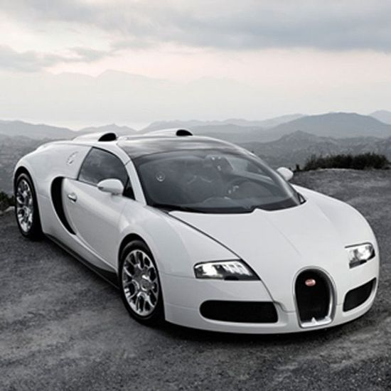Angel in the form of a Bugatti Veyron!