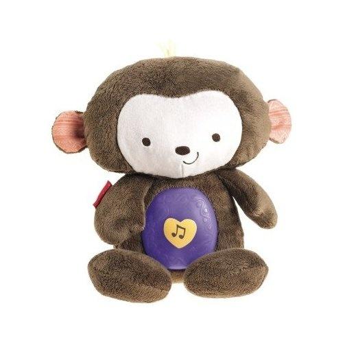 Fisher-Price SnugaMonkey Sleepytime Plush Baby Toy