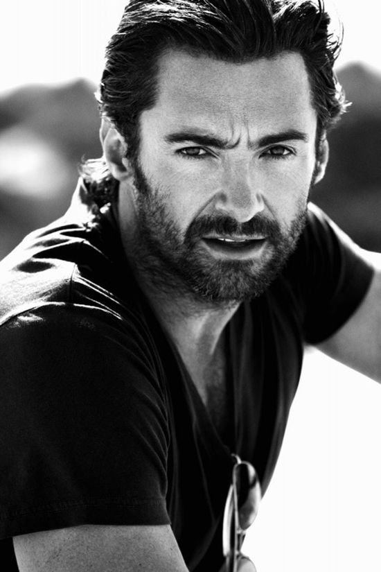 Hugh Jackman....one of hollywoods hottest actors....age disregarded