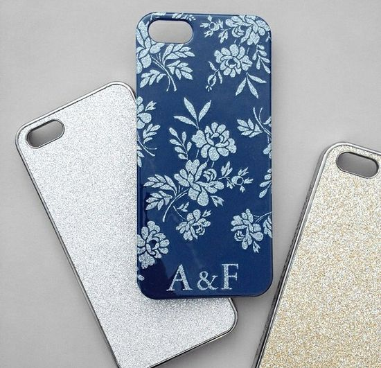 New phone cases from Abercrombie