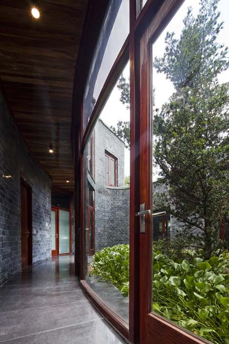 Stone House by Vo Trong Nghia