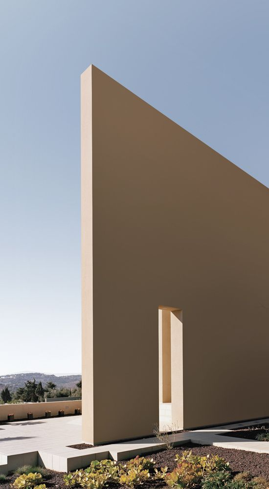 spirituality in architecture.