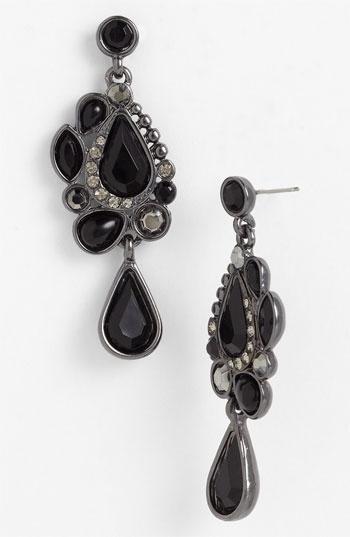 Nordstrom 'Old Hollywood' Drop Earrings