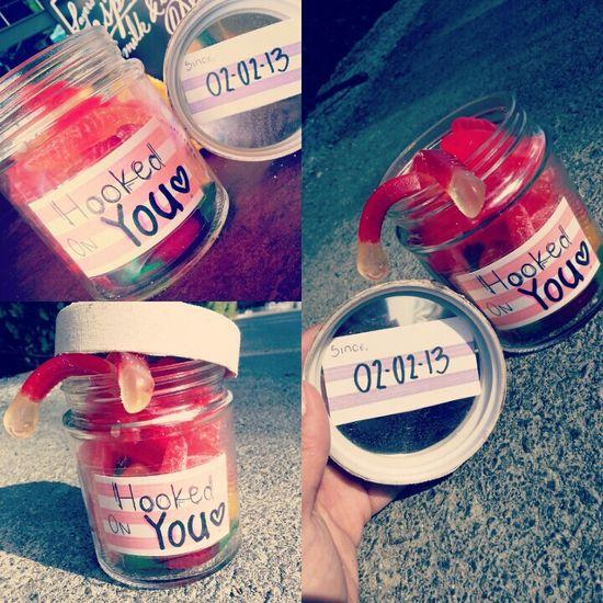 Boyfriend's gift (: