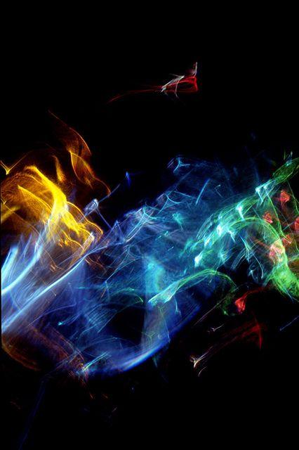 Alan Jaras - Light Art