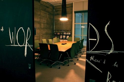 Sid Lee Creative Office Design Pictures